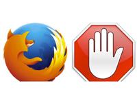 блокировка рекламы в Firefox