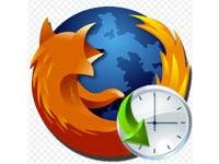 история в Firefox