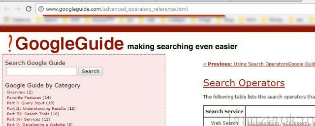 googleguide
