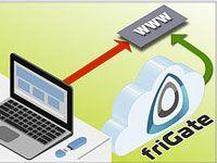 Frigate для Firefox