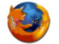 скачивание музыки в Firefox