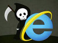 не работает Internet Explorer