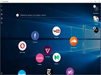 браузер Opera Neon