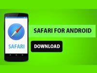 Safari для Андроид
