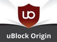 uBlock Origin для Firefox