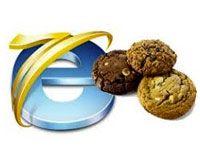 cookies в Internet Explorer