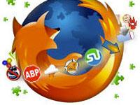 дополнения для Firefox