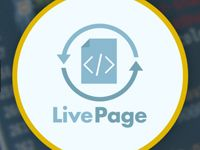 LivePage в Google Chrome