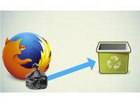 очистки браузера Firefox