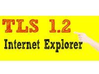 TLS в Internet Explorer