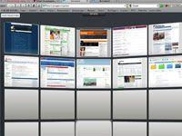 Экспресс-панель в браузере