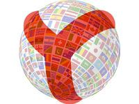 языковые локализации в браузере Яндекс