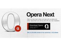 Opera Next